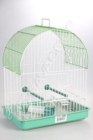Kavez za ptice mali poluokrugli (10658)