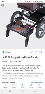 Dodatak za veliko dijete za kolica