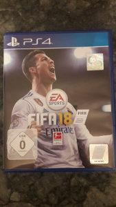 Fifa 18 (PS4 - Playstation 4)