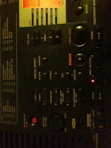 Klavijatura YAMAHA PSR-630 klavir psr 630 psr630