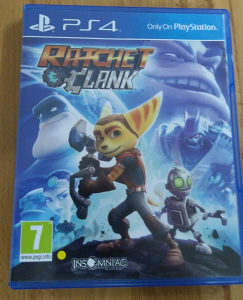 PS4 RATCHET AND CLANK 062/325-468