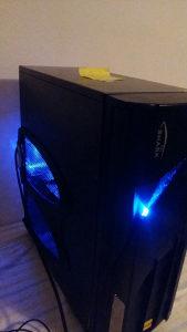 Intel Core2 Quad 2,46 GHz