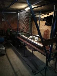 Mašina za pletenje žice