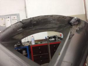 Popravka zavarivanje aluminijumskih feluga