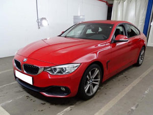 BMW 418 D Gran Coupe Sportpaket Edition Exclusive