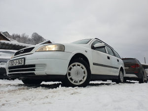 OPEL ASTRA G 1.7 DTI *REG*ZIMS GUME*