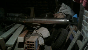 Dimnjak 4 m za plinski bojler