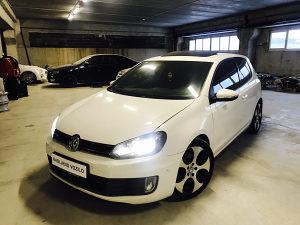 VW VOLKSWAGEN GOLF 6 VI GTI 2.0 TSi DSG F1