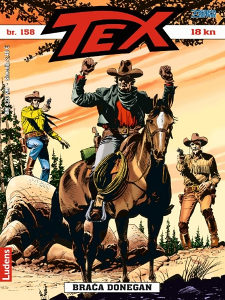 Tex Willer 158 / LUDENS