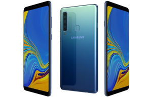 Samsung Galaxy A9 128GB 2018 DUOS Lemonade Blue NOVO