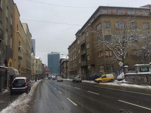 Stan 88 m2 Marijin dvor Sarajevo - Centar