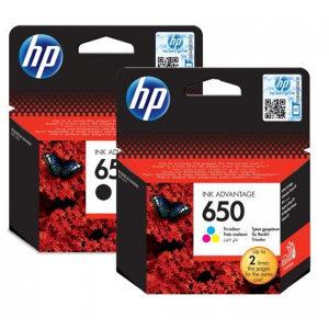 HP KETRIDŽ 650 TRI-COLOR INK CARTR HP