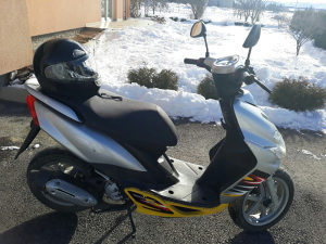 Skuter Yamaha 50 ccm