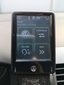 Bluetooth modul Volkswagen 3c0 051 435 tb