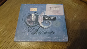 GIBONNI kolekcija 5CD ORIGINAL