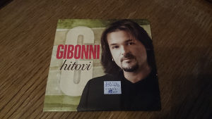 GIBONNI hitovi ORIGINAL CD