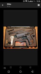 Zoraki 925 - Startni Plinski pistolj