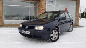 GOLF 4 1.9TDI 74KW model 2003god Fabricko stanje ZEDER