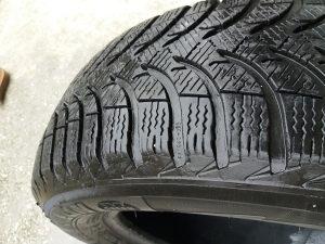 2x zimske gume 15 Michelin