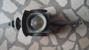Stara lampa za fijaker,kocije