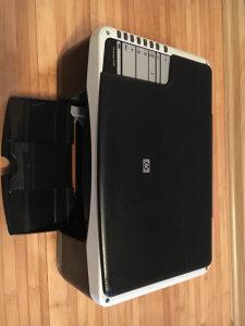 Printer HP DeskjetF2180