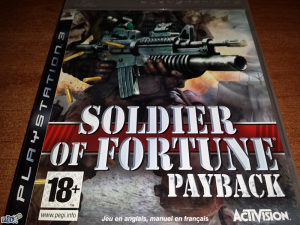 SOLDER OF FORTUNE PS3