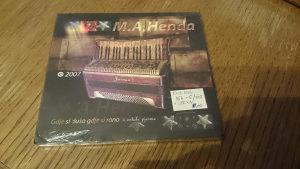 HENDA gdje si duso gdje si rano ORIGINAL CD