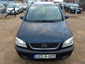Opel Zafira 2002 godina, dizel, 7 sjedista