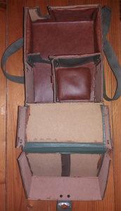Vojna torba JNA kofer kutija