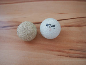 Golf loptica loptice