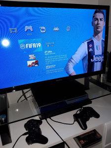 Playstation 3 PS3 Čipovan (FIFA,GTA 5,NFS Most Wanted)