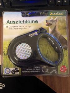 Zoofari njemački povodac za pse