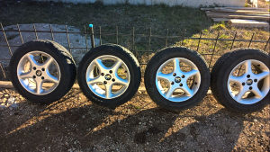 Automobilske gume/guma i aluminijske felge Peugeot