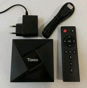 TANIX TX9 PRO S912 3GB/32GB Octa core