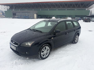 Ford Focus 1.6 tdci 66kw registrovan