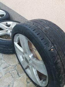 Audi A6 felge i gume