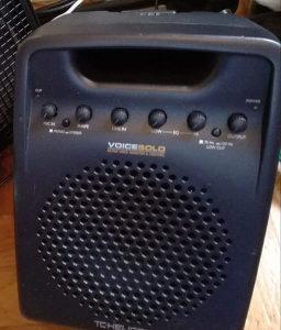 Tc helicon Voicesolo  monitor