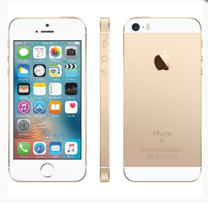 iPhone SE 32GB Gold Novo
