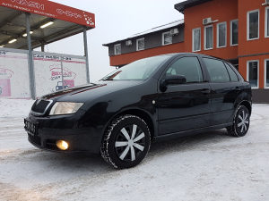 Škoda Fabia 1.4 TDI 2006.GOD TEK UVEZENA *AUTO TIP TOP*