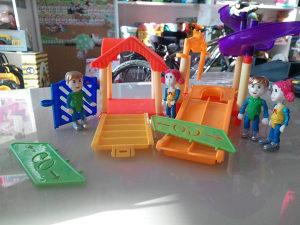AKCIJA! Park set, razne igračke