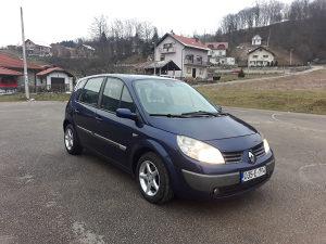 Renault scenik 1 .6 benzin -plin brc