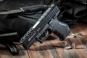 Pistolj plinski BLOW TR-17 D (startni,plasljivac)