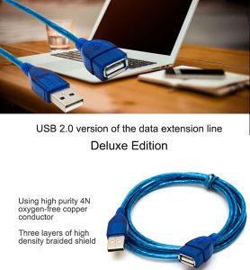 USB Produzni kabal 3m, viseslojna izolacija