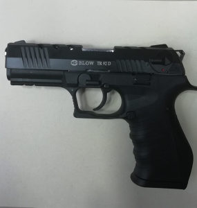 Pistolj plinski BLOW TR-92 D (startni,plasljivac)
