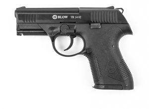 Pistolj plinski BLOW TR-14 (startni,plasljivac)