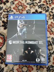 Mortal kombat xl ps4 igre igrice playstation4