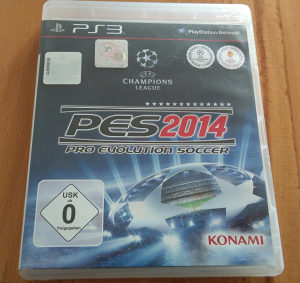 PS3 PES 2014 062/325-468