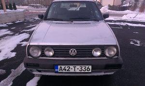 Volkswagen Golf II TURBO DIZEL STNJE ODLICNO
