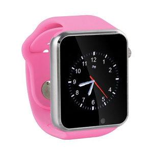 A1 pametni sat GSM opcija kamera roze