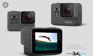 GoPro 5 Black Hero 5